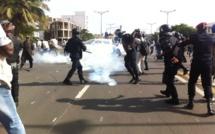 Raddho, Lsdh et Amnesty international en guerre contre les grenades lacrymogènes de la police