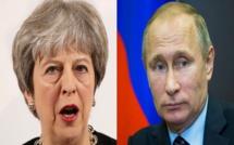 URGENT - La Russie annonce l'expulsion de 23 diplomates britanniques