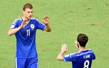 Match amical Sénégal-Bosnie : Edin Džeko et Miralem Pjanić appelés