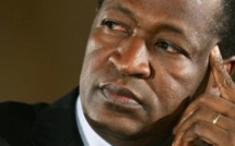 Blaise Compaoré est derrière les terroristes qui ont commis les attentats au Burkina, selon Médiapart