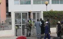 C'est le gendarme Ibrahima Mbaye qui fera office de greffier : Il a prêté serment