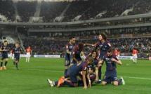 Paris bat Monaco (3-0) et remporte sa 5e Coupe de ligue d'affilée