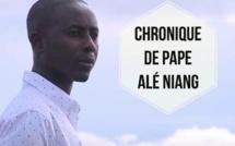"""Pape Alé Niang met un élément sonore de """"Dabakh"""" pour dénoncer les dérives du pouvoir de Macky Sall... Ecoutez !!!"""