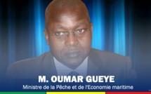 Retard de la signature des accords de pêche : le ministre Oumar Gueye accuse son homologue mauritanien