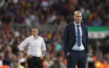 Clasico du 6 mai : Zidane va refuser aux Catalans une haie d'honneur s'ils sont champions