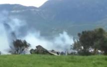 10 membres de l'équipage et 247 passagers sont les victimes du crash d'Alger (ministre)