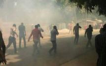 Bilan de la répression de la marche de Ziguinchor : 5 enseignants et un policier blessés, 11 arrestations...