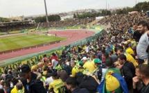 Urgent, Coupe d'Algérie : Des dizaines de blessés avant le début du match JSK  vs MCA