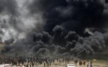 Des dizaines de blessés à la frontière entre Gaza et Israël pour le troisième vendredi consécutif