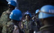 Un casque bleu gabonais arrêté pour vente illicite de minutions