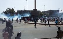 Dakar - Les manifestants ont opté pour la guérilla