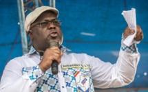 RDC: Tshisekedi prononce son discours face à des milliers de militants