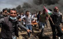 Violente répression à Gaza : 4 Palestiniens tués