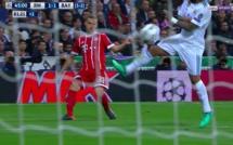 Real Madrid-Bayern Munich : 1-1 à la mi-temps avec deux pénaltys en faveur des Allemands oubliés par l'arbitre