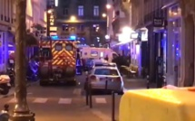 Deux morts dans une attaque au couteau à Paris