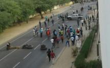 Une vidéo des violents affrontements à l'UGB ce mardi entre étudiants et forces de l'ordre... Regardez !!!