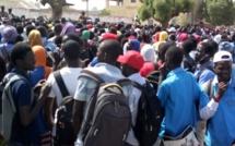 Étudiant tué à l'Ugb : Une grève de 96 heures décrétée à Diourbel