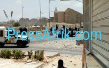 Plusieurs fronts ouverts aux alentours de l'UCAD, les journalistes menacés