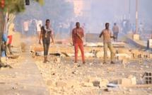 Fann : L'étudiant Mamadou Sow lutte seul contre la mort après avoir reçu une grenade lacrymogène au visage