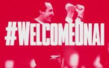 Unia Emery, nouvel entraîneur d'Arsenal