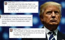 Etats-Unis : une juge interdit au Président Trump de bloquer ses détracteurs sur Twitter
