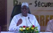 """Les Assises nationales ne sont ni la Bible ni le Coran"", déclare Macky Sall"