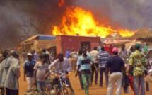 Audio - le père des quatre enfants décédés dans l'incendie de Gossas raconte la tragédie