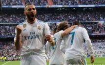 Benzema ouvre le score pour le Real