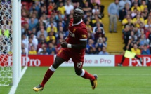 Sadio Mané égalise pour Liverpool