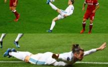 La réaction de Zidane après le but de Bale ( VIdéo)