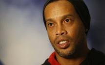 Ronaldinho dément son mariage avec deux femmes