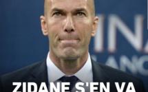 """Zindéine Zidane : """"le Real a besoin d'un autre discours pour continuer à gagner"""""""