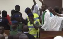 Urgent -  Imam Ndao révèle ses conditions de détention et plonge le tribunal dans une ambiance hystérie collective