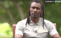 """Aliou Cissé vante la polyvalence de ses attaquants """"qui peuvent jouer dans n'importe quel système"""""""