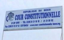 Bénin : Passation de pouvoir à la Cour constitutionnelle