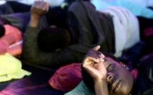 Témoignages sur les migrants éprouvés en route vers l'Espagne, à bord de l'Aquarius,