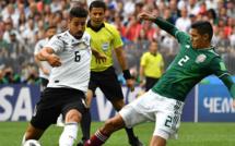 Les Allemands surpris par le Mexique (1-0)