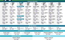 #CM2018 : programme du lundi 18 juin