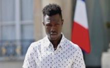 IBK reçoit Mamoudou Gassama