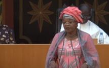 Aida Mbodj  tacle Aly Ngouille Ndiaye. «Cette loi constitue votre dernier rempart pour ...»