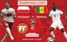 Le Onze de PressAfrik pour Sénégal-Pologne