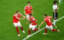 Coupe du monde 2018 : L'Egypte éliminée par la Russie (1-3)