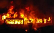 URGENT - 5 personnes d'une même famille périssent dans un incendie à Kédougou