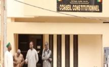 Parrainage : L'opposition veut acculer les 7 sages, les avis partagés