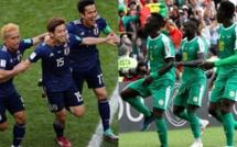 Historique des confrontations : Le Sénégal domine largement le Japon