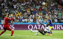 Mi-temps Allemagne-Suède : les champions du monde en titre provisoirement éliminés