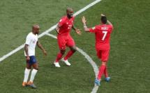 Baloy marque le premier but du Panama en Coupe du monde