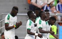 Le Sénégal se complique la tâche (2-2)