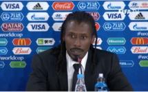 """Aliou Cissé après le match : """"Ça va se jouer face à la Colombie"""""""