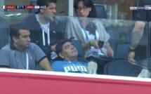Maradonna a fait un malaise après la qualification de l'Argentine